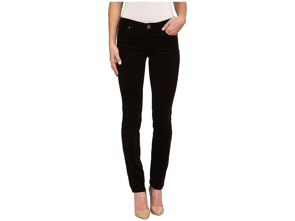 KUT from the Kloth Diana Cord Skinny Jean (Brown Bean) Women