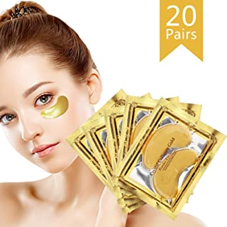 Best collagen eye pads for eyelash extensions Reviews