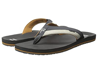 Billabong All Day Impact Sandal (Charcoal) Men