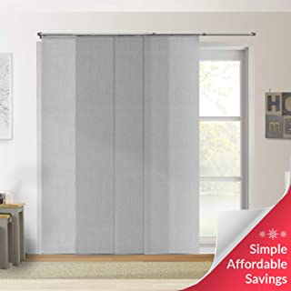 Best gray vertical blinds for sliding glass doors Reviews