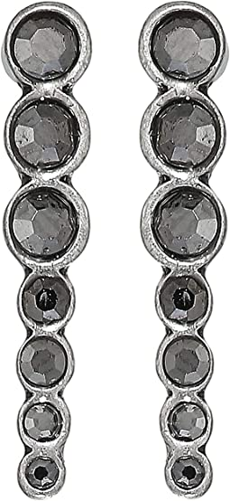 Pave Ear Crawler Earrings