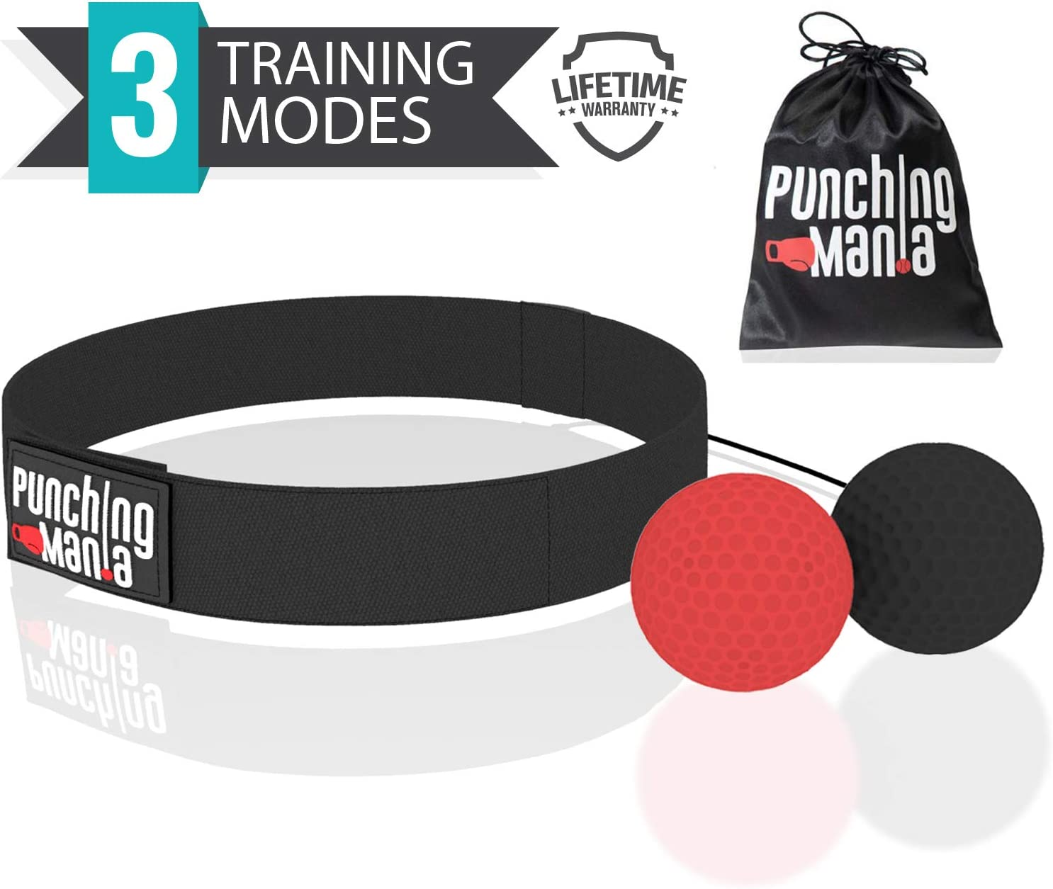 Punching Mania Boxing Manufacturer direct delivery Reflex Ball for Kids and P – Adults 2 Nippon regular agency