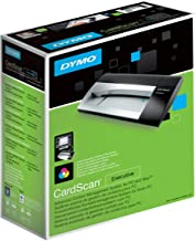 $349 » DYMO CardScan v9 Executive Business Card Scanner and Contact Management System for PC or Mac (1760686)