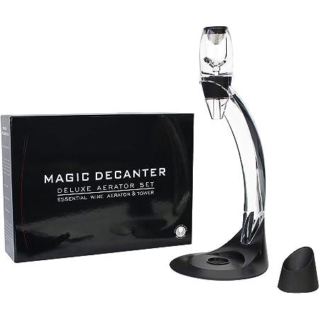 Magic Set de Decantador aireador de vino tinto, Red Wine ...