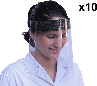 KMINA - Pantalla Protección Facial Transparente, Pantalla