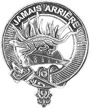 Douglas Clan Crest Scottish Cap Badge