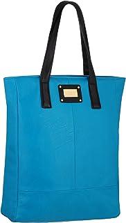 EyeCatchBags - Maribel Damen Kunstleder-Tasche Handtasche Schultertasche