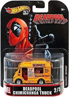 deadpool hot wheels chimichanga