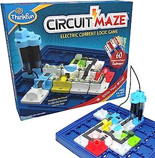 ThinkFun 44001008 Circuit Maze Game,Logic Games