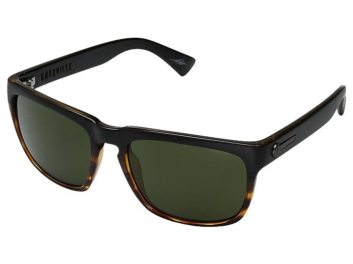 Electric Eyewear  Knoxville (Darkside Tort/OHM Grey) Fashion Sunglasses