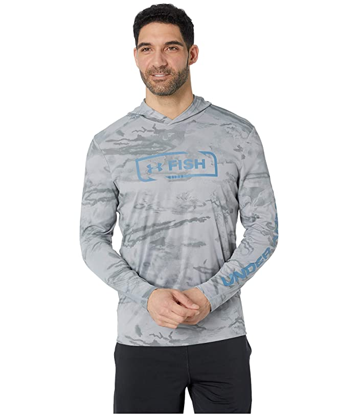 cafe5aea2e Under Armour ISO Chill Shore Break Camo Hoodie | Zappos.com
