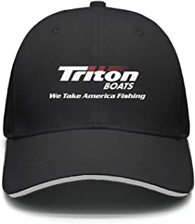 Triton Boats we Logo Street Dancing Adjustable Trucker Rock PunkCaps