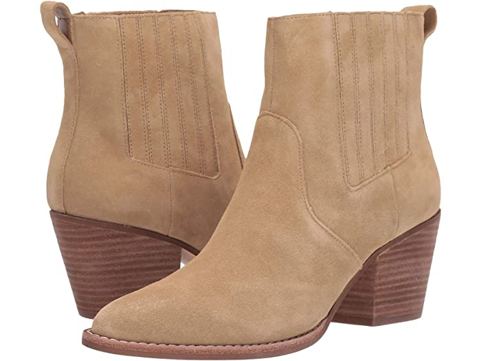 J.Crew Suede Chelsea Western Boot | 6pm