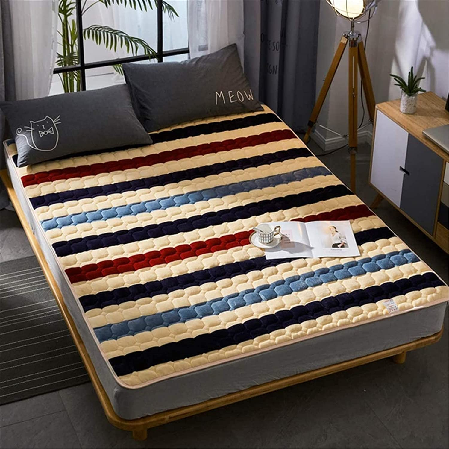 DevileLover Japanese Tatami Limited price sale Futon Pa Foldable Year-end annual account Mattress