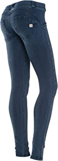 wr up shaping effect low waist skinny