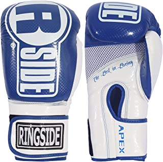 Ringside Apex Boxing Kickboxing Muay Thai Training Gloves Gel Sparring Punching Bag Mitts