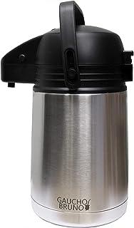 Dispensador Térmico de Agua Para Escritorio 1 Litro Ideal Para Yerba Mate