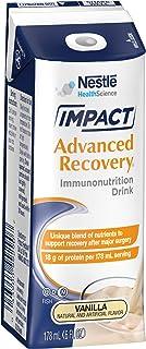 IMPACT Advanced Recovery® Immunonutrition Drink Vanilla 6 fl oz Box 15 Pack