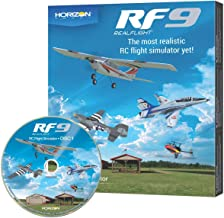 RealFlight 9: RF9 Radio Control RC Flight Simulator Software Only (Controller Not Included), RFL1101