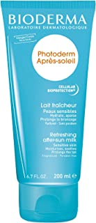 Bioderma - Photoderm - After Sun Lotion - Skin Soothing and Deep Moisturizing Lotion - Tan Lotion Extender for Sensitive Skin