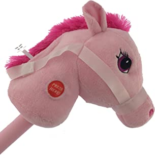YMCtoys My First Horse (Stick Horse - Pink)