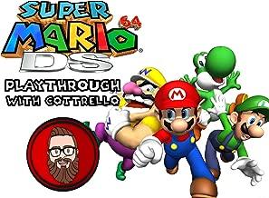 Super Mario 64 DS Playthrough with Cottrello