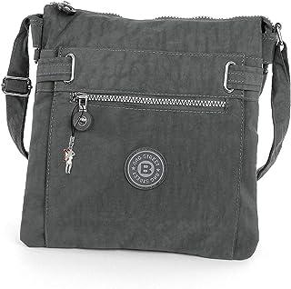 WILD THINGS ONLY !!! sportliche Handtasche/Schultertasche/Umhängetasche aus Nylon