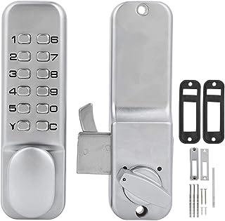 Les-Theresa 1-11 cijfers mechanische combinatie slot schuifdeur Keyless toegang voor keuken kantoor balkon