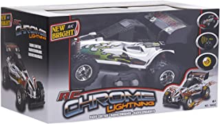New Bright Chrome Lightning 1:16 Radio Control Buggy - 3 Years & Above