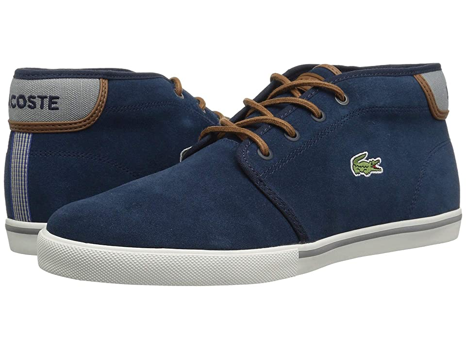 Lacoste Ampthill 318 1 (Navy/Tan) Men