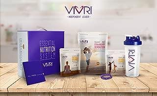 Vivri- Essential Nutrition System Strawberry Shake Me-Orange Mango- 10 Day Challenge