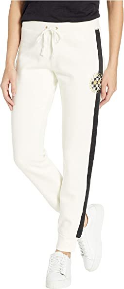 Luxe Patch Crest French Terry Zuma Pants