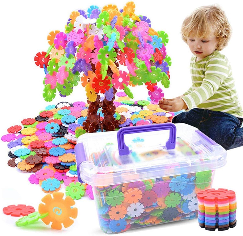 barato y de moda DorisAA-Juguete Conjunto de Juguete Juguete Juguete 1200 Piezas de Copos de Nieve de Juguete Educativo para Niños Suministros de educación temprana  caliente
