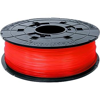 XYZprinting RFPLAXEU00E Filamento PLA, 600 gr, 12 Piezas, Amarillo ...