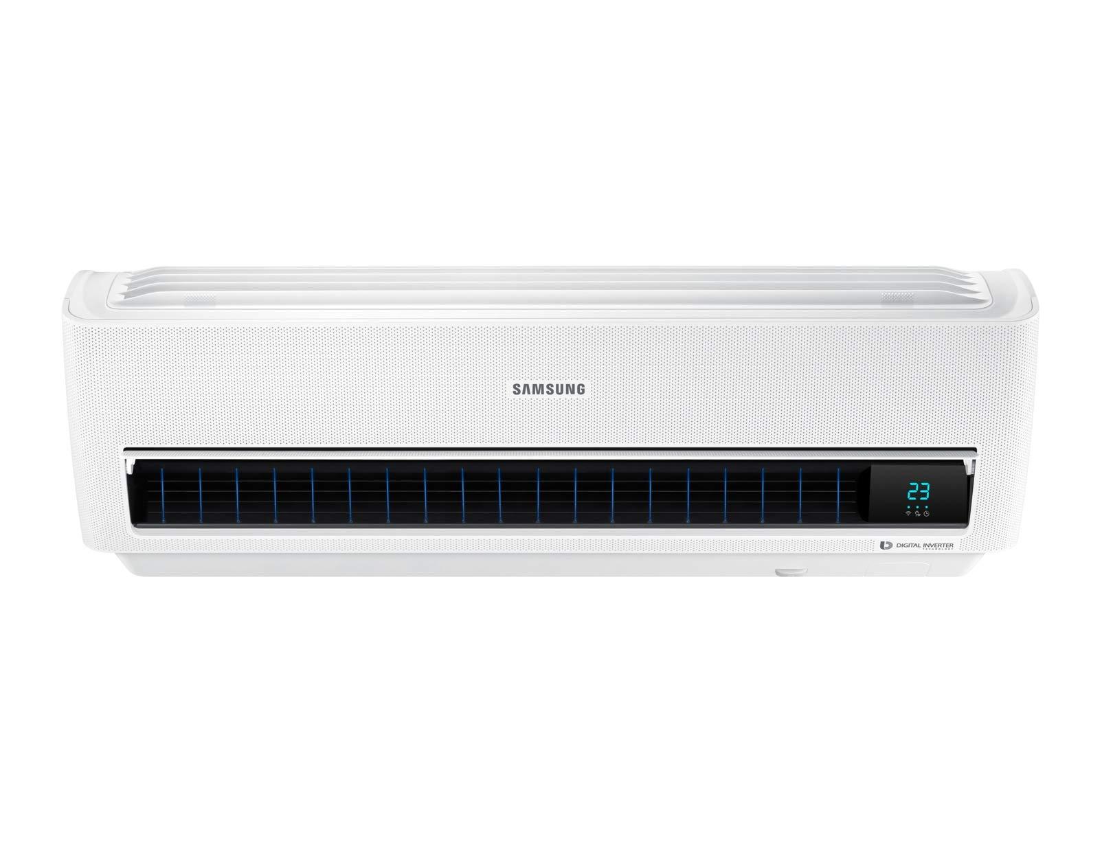 Samsung AR18NSWXCWKNEU - Unidad Interior de climatización, compatible FJM, Serie Wind-Free Light, Frio 5,0 kW, Calor 6,0 kW WIFI, A++/A, Refrigerante R410A: Amazon.es: Bricolaje y herramientas