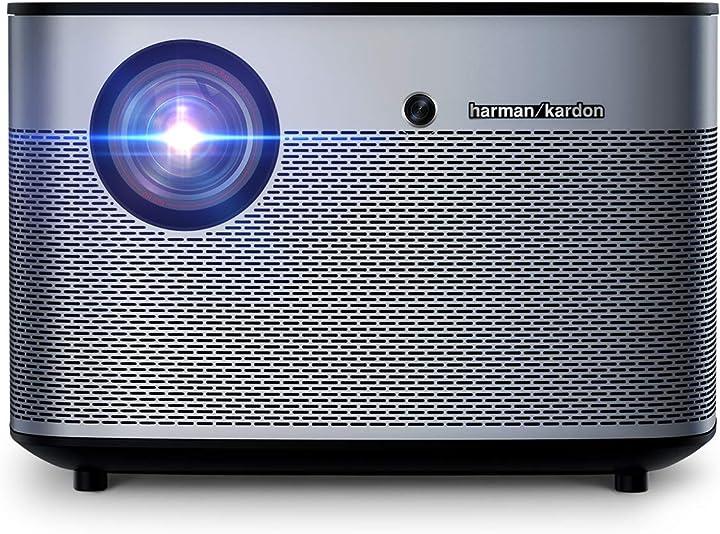 videoproiettore - xgimi h2 smart vidéoprojecteur 1080p ,4k compatible xhad01