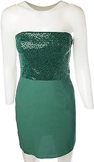 Naf Naf Special Occasion Dresse for Women, Green