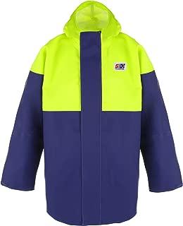 Crew 211 Heavy Duty Commercial Fishing Rain Gear Jacket