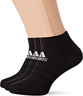adidas Men's Light Low 3pp No Show Socks