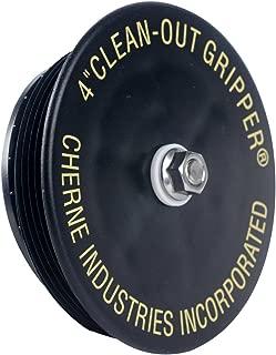 Cherne 270188 Clean-Out 4 Mechanic Gripper Plug, 4