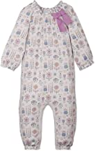 Bow Romper for Baby Girl | Peruvian Pima Cotton Baby & Toddler One-Piece