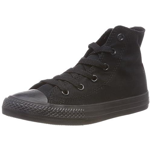 3a251a8e64f20a Converse Unisex Kids  Chuck Taylor Ct as Sp Hi YTH Canvas Fitness Shoes