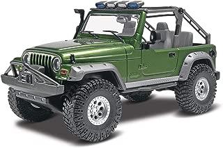 Best jeep wrangler rubicon model kit Reviews