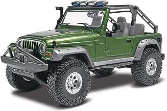Revell Jeep Wrangler Rubicon Plastic Model Kit