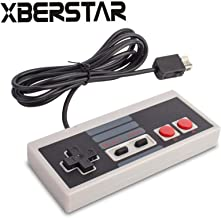 Xberstar Controller with 6 feet Cable for Nintendo NES Mini Classic Edition Console Wired Joypad & Gamepads for Nintendo Gaming System