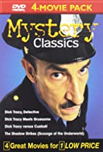 Mystery Classics Volume 2: Dick Tracy Detective, Dick Tracy Meets Gruesome, Dick Tracy vs. Cueball, The Shadow Strikes Scourge of the Underworld