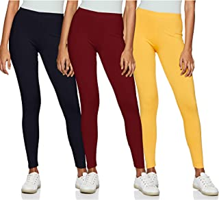 Longies Women's Leggings (Pack of 3)