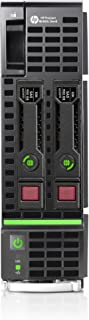 Hewlett Packard Enterprise ProLiant BL460c Gen8 - Servidor (2,6 GHz, E5-2670, 64 GB, DDR3-SDRAM, SATA, Serial Attached SCSI (SAS), Hoja)