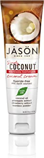 JASON Simply Coconut  Coconut Cream Toothpaste