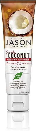 JASON Simply Coconut  Coconut Cream Toothpaste